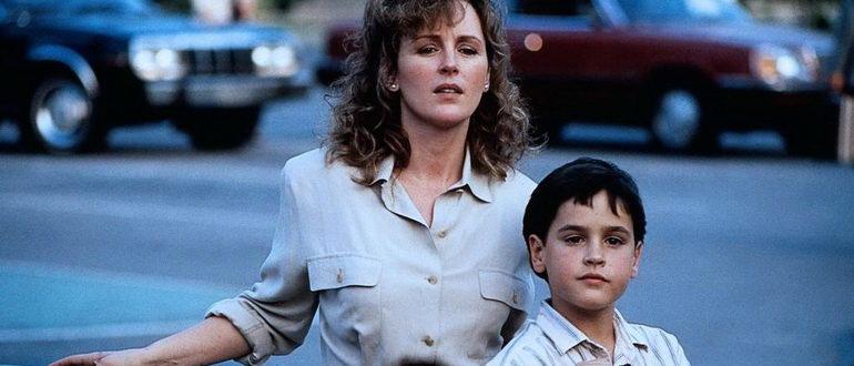 сцена из фильма Презумпция невиновности (1990)