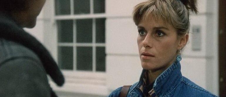 кадр из фильма Не открывай до наступления Рождества (1984)