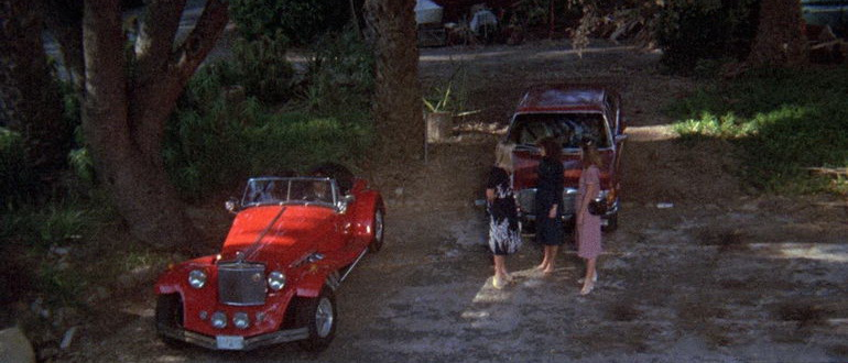 сцена из фильма Всем спокойной ночи (1980)