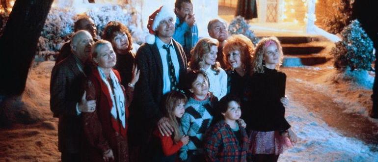 детские фильмы про рождество и новый год зарубежные