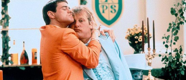 комедия Тупой и еще тупее (1994)