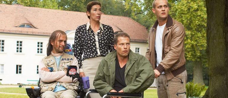 комедия На колесах (2007)