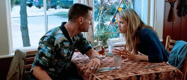 кадр из фильма Я, снова я и Ирэн (2000)