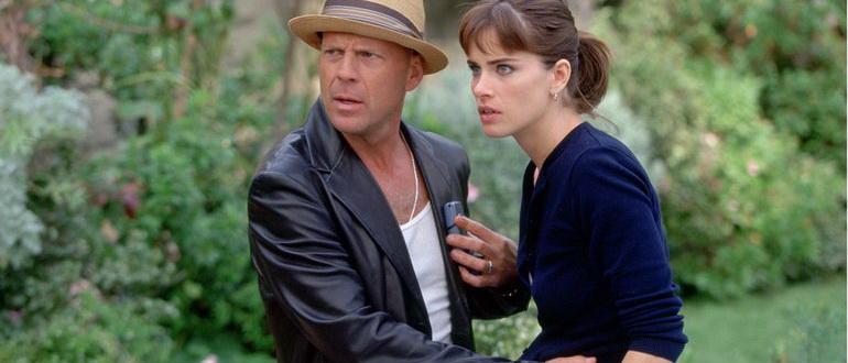 сцена из фильма Девять ярдов 2 (2004)