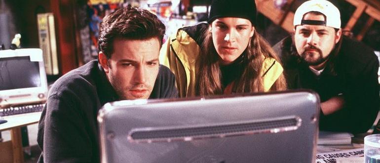 фильм Джей и молчаливый Боб наносят ответный удар (2001)