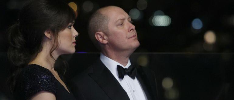 кадр из сериала Черный список (2013)