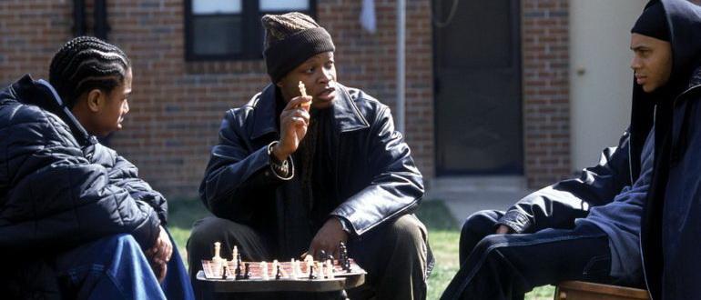 кадр из сериала Прослушка (2002)