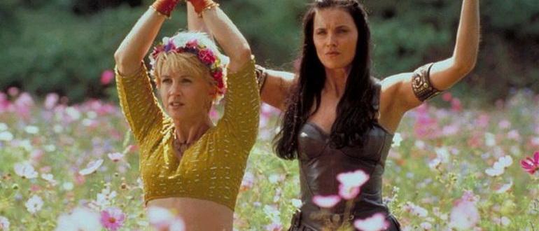 фэнтези Зена – королева воинов (1995)