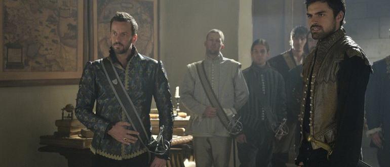 сцена из сериала Царство (2013)