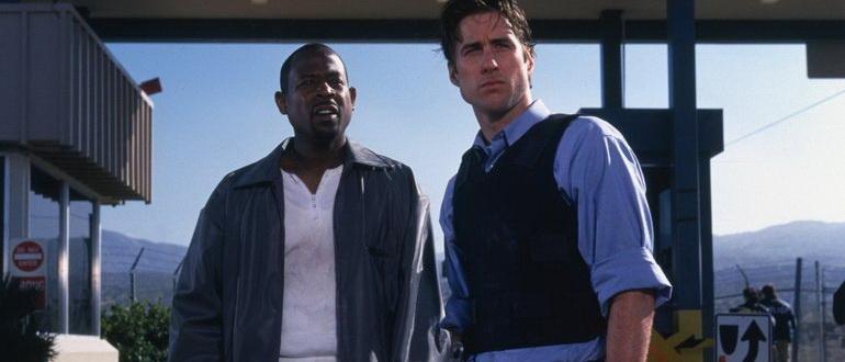 сцена из фильма Бриллиантовый полицейский (1999)