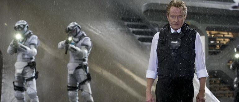 сцена из фильма Вспомнить все (2012)