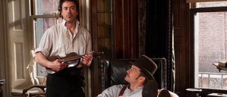 Шерлок Холмс (2009)