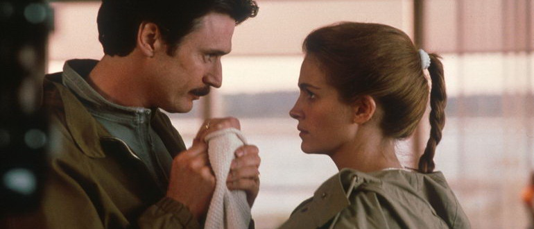 сцена из фильма В постели с врагом (1991)