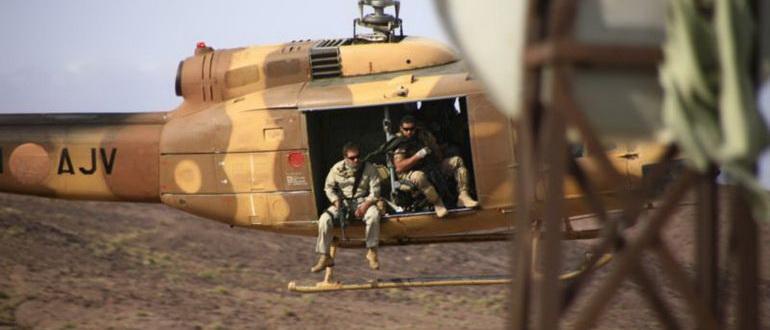 Битва в пустыне (2008)