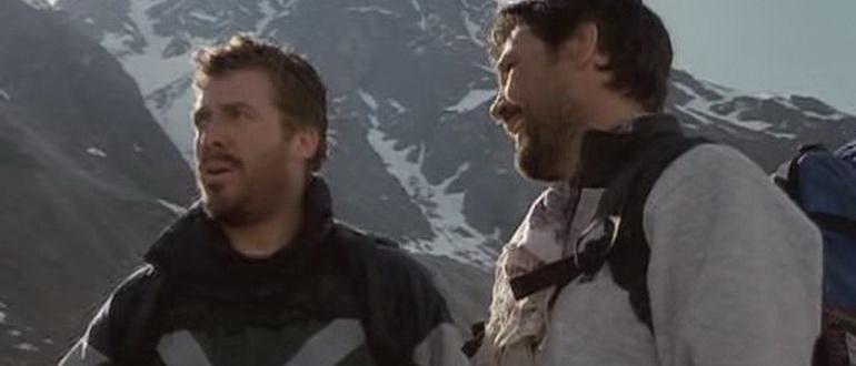 кадр из фильма Смерть в горах (1997)