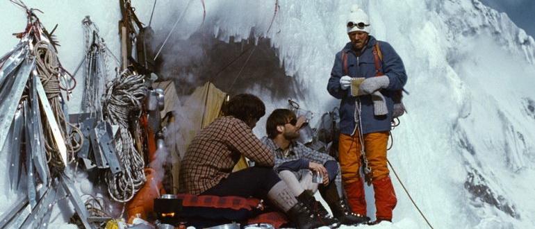 фильмы про выживание в горах