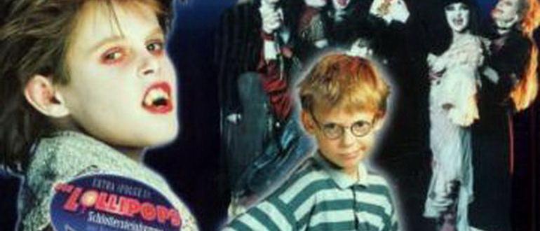 Маленький вампир – Новые приключения (1993)