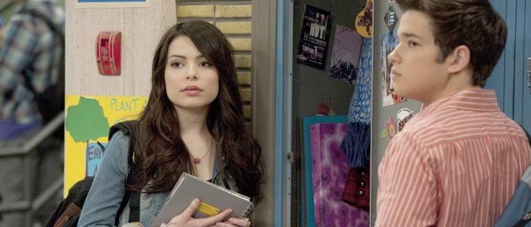 персонажи из сериала АйКарли (2009)