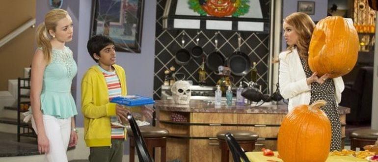 сцена из сериала Джесси (2011)