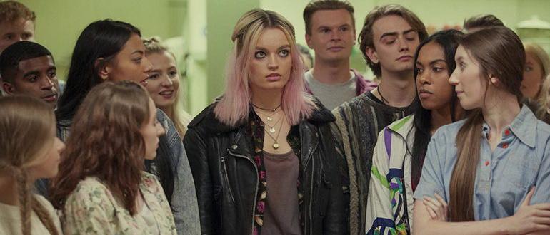 лучшие сериалы для подростков от нетфликс