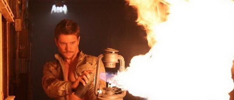 сцена из фильма Подземелье (2010)