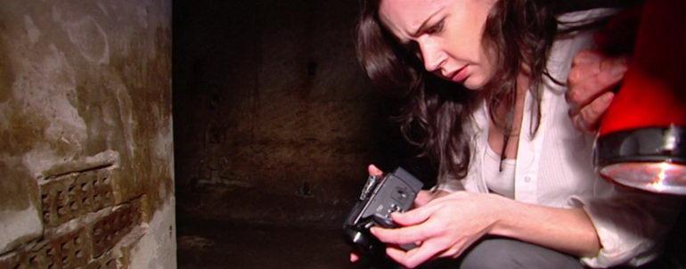 персонаж из фильма Туннель (2011)
