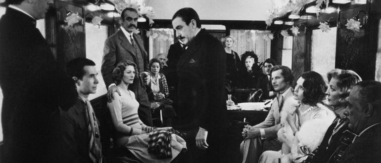 персонажи из фильма Убийство в Восточном экспрессе (1974)