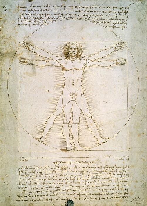 Леонардо да Винчи: биография, фото