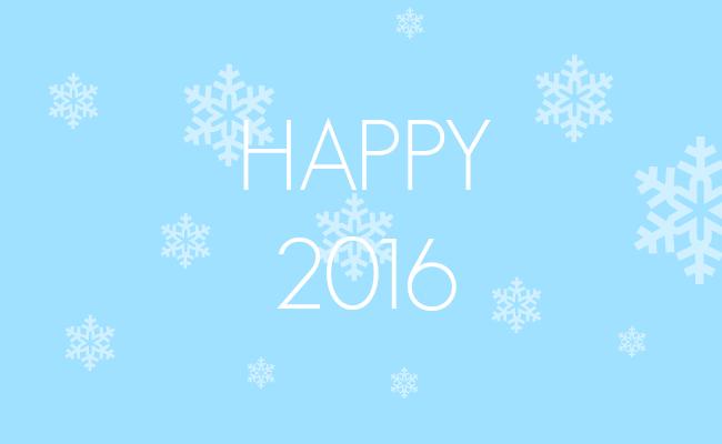 Поздравления с Новым годом 2016 открытки