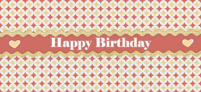 Картинки «С днем рождения» девушке: красивые поздравления