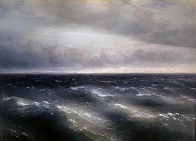 Картины Айвазовского: фото с названиями (самые знаменитые)
