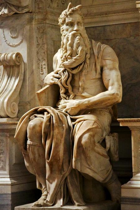 Моисей (1515)