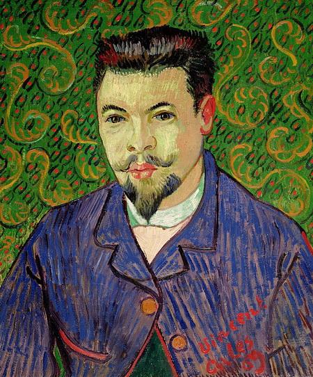 Портрет доктора Рея (1889)