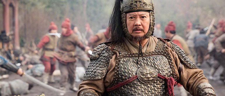персонаж из фильма Бог войны (2017)