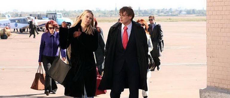 сцена из фильма Первое правило королевы (2006)