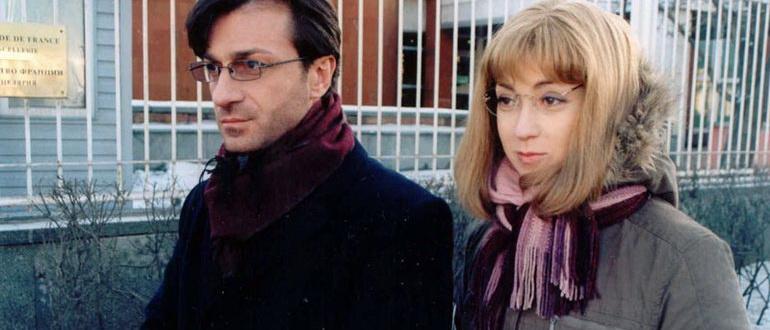 персонажи из фильма Мой личный враг (2005)