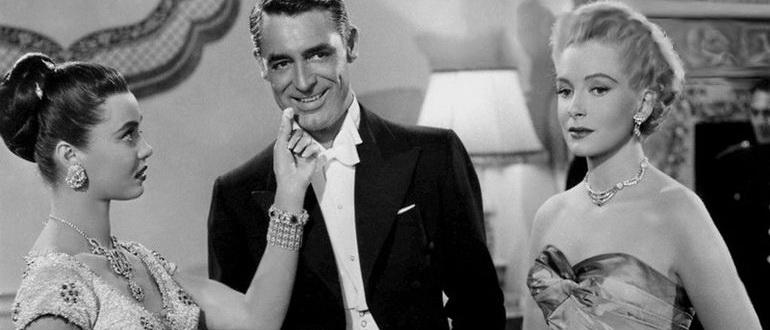 кадр из фильма Идеальная жена (1953)