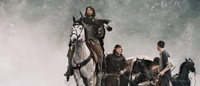 фильмы про сражения на мечах самые лучшие