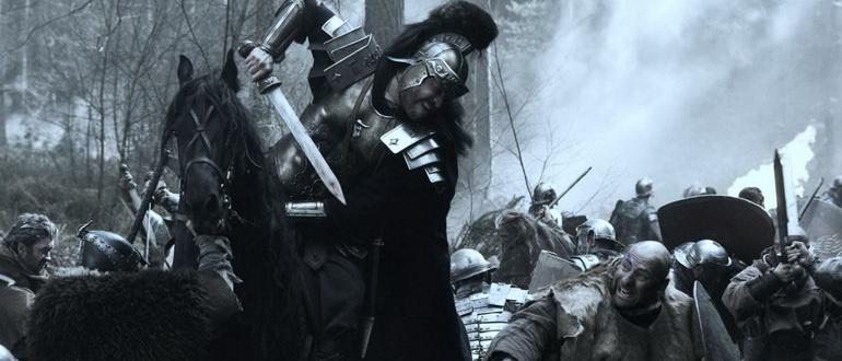 фильмы про сражения на мечах и завоевание земель