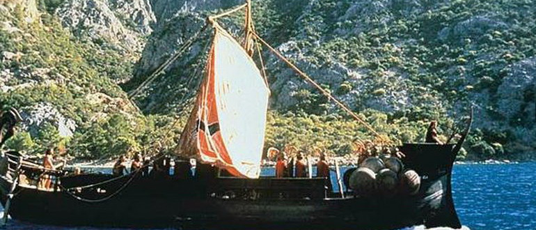 сцена из фильма Язон и аргонавты (2000)
