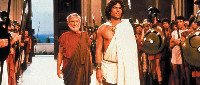 кадр из фильма Битва титанов (1981)