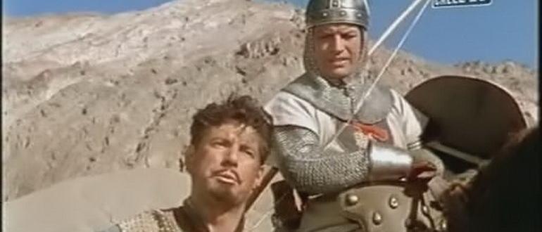 кадр из фильма Золотая орда (1951)