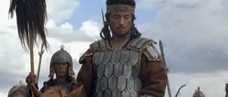 кадр из фильма Чингиз-хан. На край земли и моря (2007)