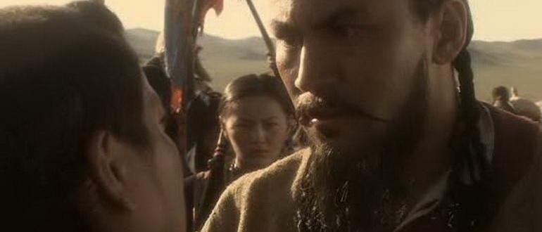 кадр из фильма BBC: Чингисхан (2005)
