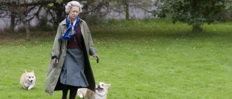 персонаж из фильма Королева (2007)