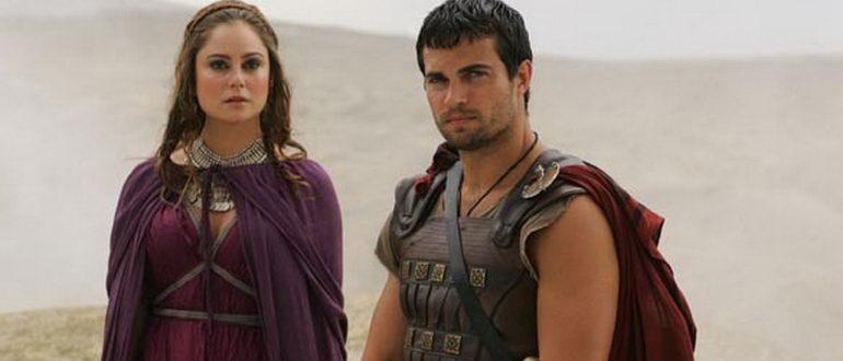 герои из фильма Воины Эллады (2009)