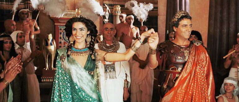 фильм Римская империя: Август (2003)