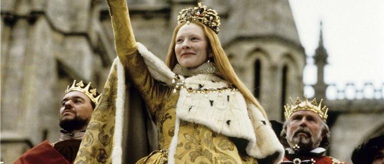 кадр из фильма Елизавета (1998)