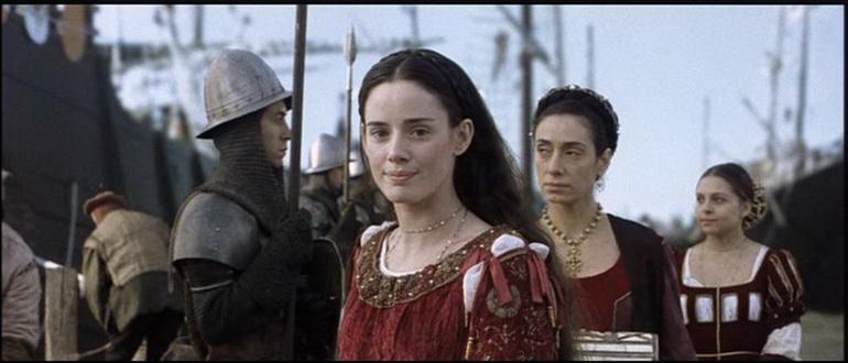 сцена из фильма Безумие любви (2002)