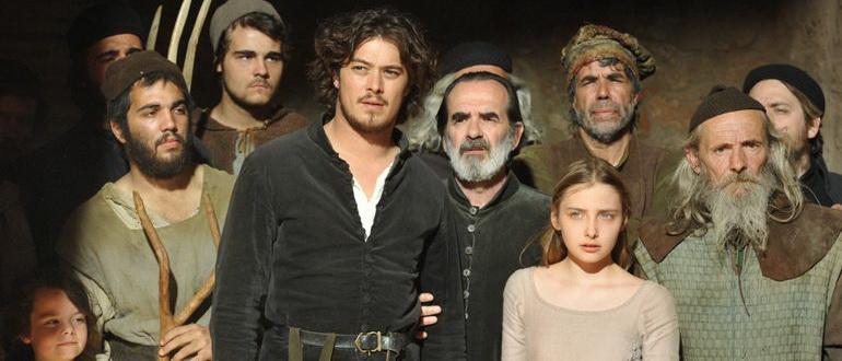 сцена из сериала Инквизиция (2012)